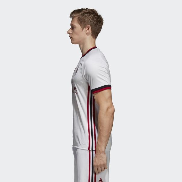 Выездная игровая футболка ФК Милан