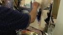 Уроки живописи и рисунка в Москве, Сахаров, масляная живопись 2