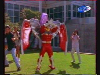 Могучие рейнждеры в космосе (СТВ+REN TV, 2004) Фрагмент