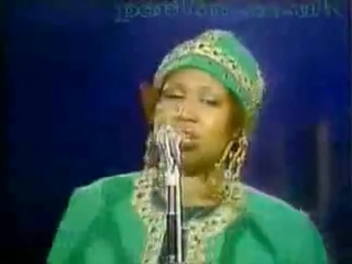 Aretha FRANKLIN - Youre All I Need To Get By (LIVE 1978 Canada) Part 2.