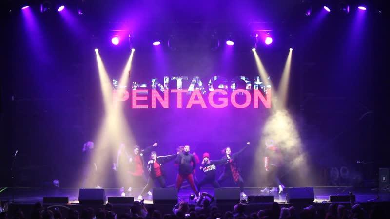 No Name - PENTAGON - RUNAWAY - Autumn IdolCon 2018