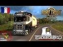 ETS 2 MP ☭ Французский атом, конвой USSR™exports, Scania S (8x4)