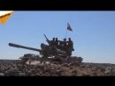 Suriye ordusu, çöl çatışmalarında Sovyet teçhizatları kullanıyor