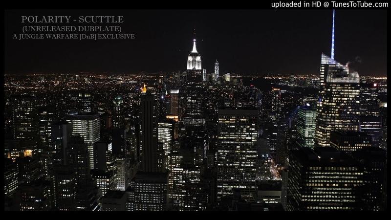 Polarity - Scuttle (Unreleased Dubplate) INSANE!