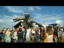 15-метровый огнедышащий гламурный Змей-Горыныч