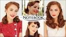 Allie Hamilton The Notebook Vintage Hairstyles 40s