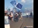 Неанацысты з Скарынапіцера крычацьмацюкі супраць міліцыі
