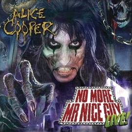 Alice Cooper альбом No More Mr Nice Guy - Live at Alexandra Palace