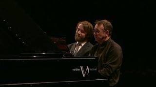 Mikhaïl Pletnev & Daniil Trifonov - Bach: Jesus bleibet meine Freude (Verbier 2018)