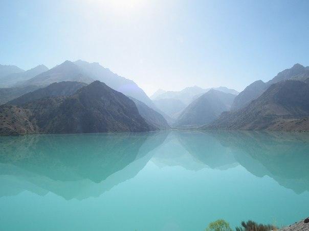 Озеро Искандер-Куль, Таджикистан. Чудо Средней Азии!
