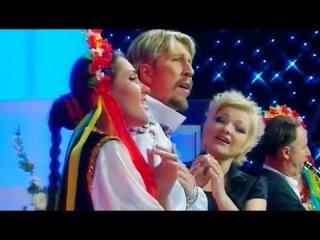 Оксана Пекун и Театр песни «Джерела»