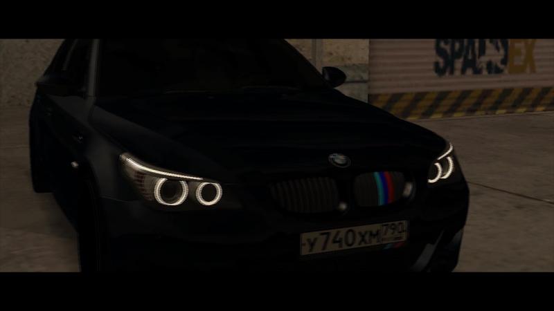 BMW M5 E60 MTA