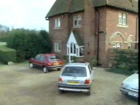 Ford Fiesta MK3 Promotional Video